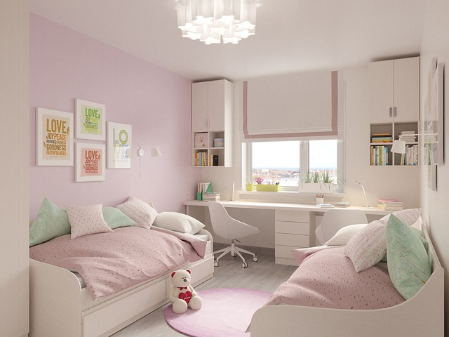 color ideas for playroom